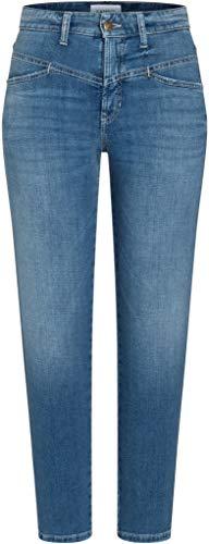Cambio Damen Jeans Kadlin Größe 3828 Blau (blau)