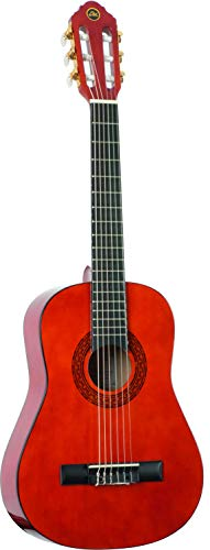 EKO Guitars - Guitarra clásica de 6 cuerdas (06204125)