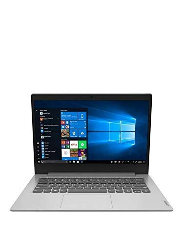 Lenovo IdeaPad 1-14IGL05 14' HD Laptop Intel Celeron N4020, 4GB DDR4, 256GB SSD, Wireless 11AC & Bluetooth 4.2, Intel UHD 600 Graphics, Windows 10 S – UK Keyboard Layout (Renewed)