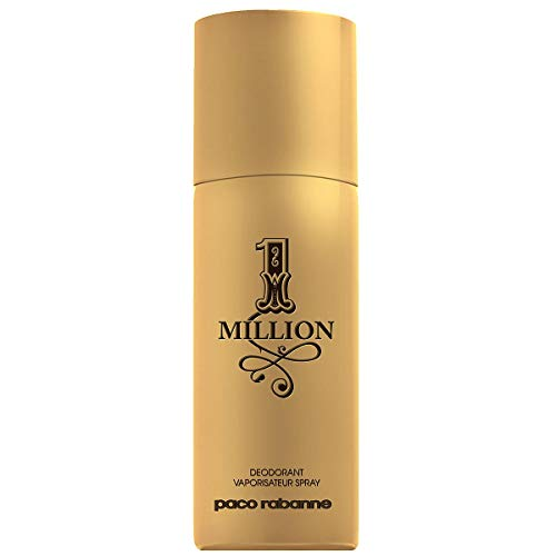 Paco Rabanne Desodorante en spray 1 Million, 150 ml.