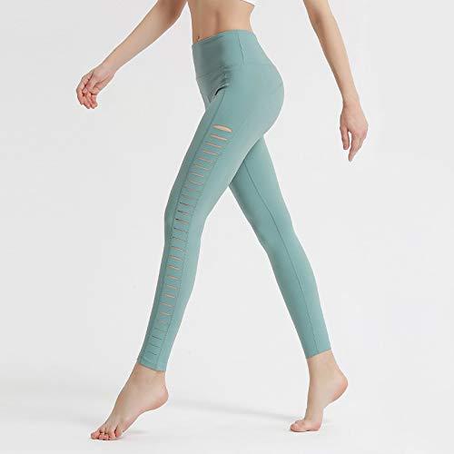 Rincr Nuevos Pantalones Deportivos Desnudos para Mujer, Ropa Deportiva de Secado rápido, Pantalones de Yoga
