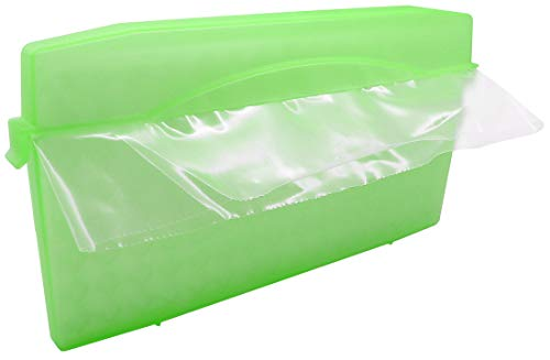 Fackelmann Crushed-Ice-Maker TROPICAL, Eiswürfelform für selbstgemachtes crushed ice, Eiswürfelbereiter (Farbe: Blau, Grün, Koralle - nicht frei wählbar), Menge: 1 Stück