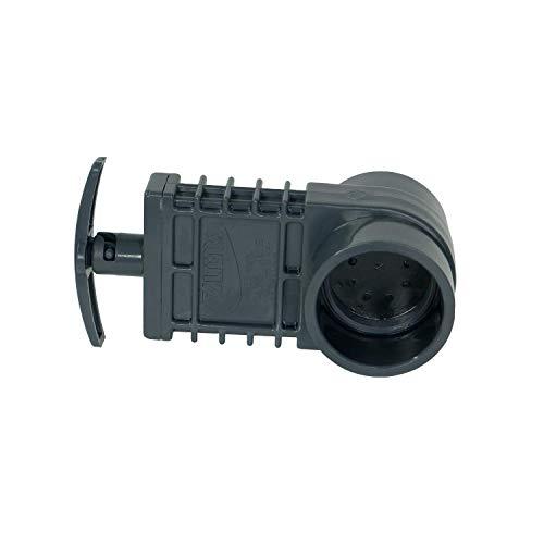 Valterra Zugschieber Unibody mit 2 Klebemuffen 50mm max. 6,6bar