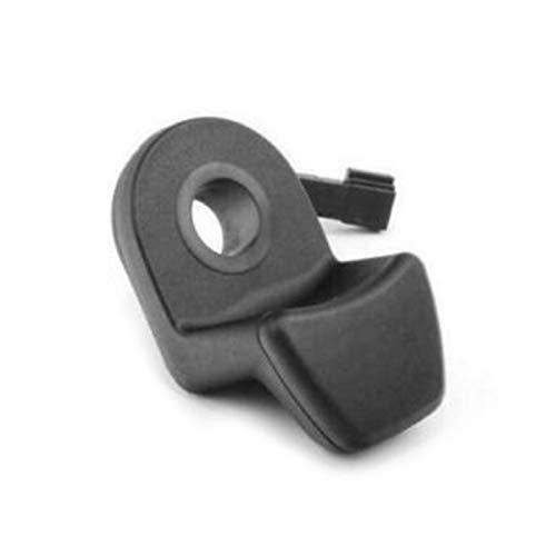 WeiYang Botón de la Llave de la Ventana del portón Trasero con un Interruptor Micro Fit para E46 E91 E61 328i 535xi 57ba (Color : Black)