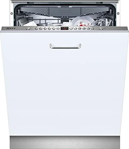 Lave vaisselle encastrable Neff S513K60X0E - Lave vaisselle tout integrable 60 cm - Classe A++ / 46 decibels - 13 couverts - Tiroir a couvert
