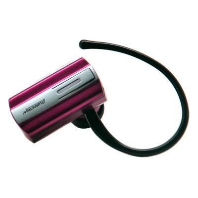Mini Bluetooth Headset/cuffie per tablet Microsoft Surface Pro/Pro/3/Lumia 950 XL 950/550/640/640 XL/535/540 Dual/430/640 XL/532/535/540 Dual/430/435 pennino capacitivo in omaggio, colore: rosa acceso