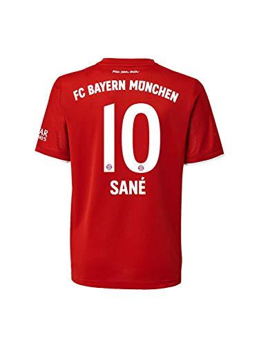 FC Bayern München Home-Trikot Saison 2020/21 Mini Kit, Gr. 116, Leroy Sané
