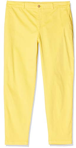 BOSS Damen Sachini4-D' Hose, Gelb (Bright Yellow 730), 38