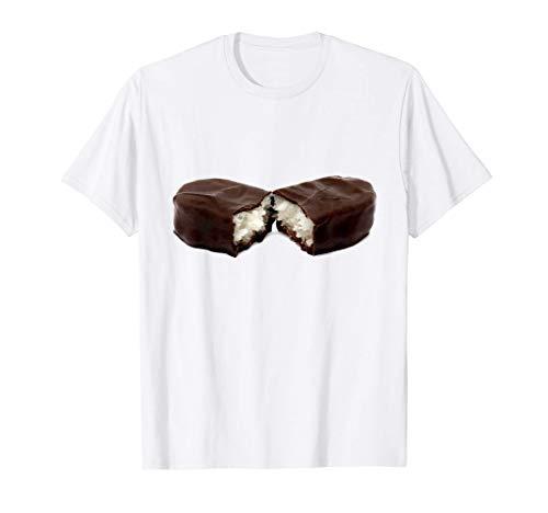 Tavolette di Cioccolato al Cocco Maglietta