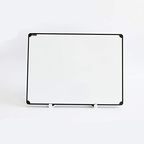 Doble Lateral magnético Blanco Oficina Escuela Secado Borrar Escritura Imanes Botones Pluma Pluma,A