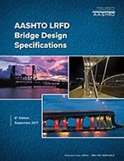 Aashto Lrfd Bridge Design Specifications: Customary U.s. Units 2017