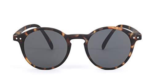 IZIPIZI Sun & Reading #D Tortoise With Grey Lenses Sunglasses +1.5 Tortoise