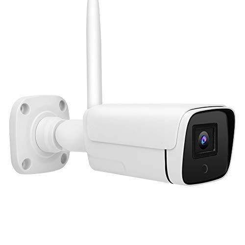 CHENGGONG Sistema de vigilancia PIR, cámara inalámbrica de detección de Movimiento Compatible con IP66, 1080P 100‑240V IP(European regulations)