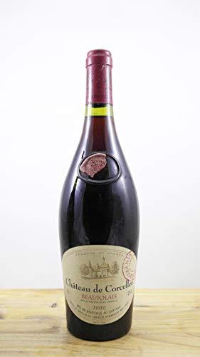 Wein Jahrgang 2000 Château de Corcelles ELA Flasche