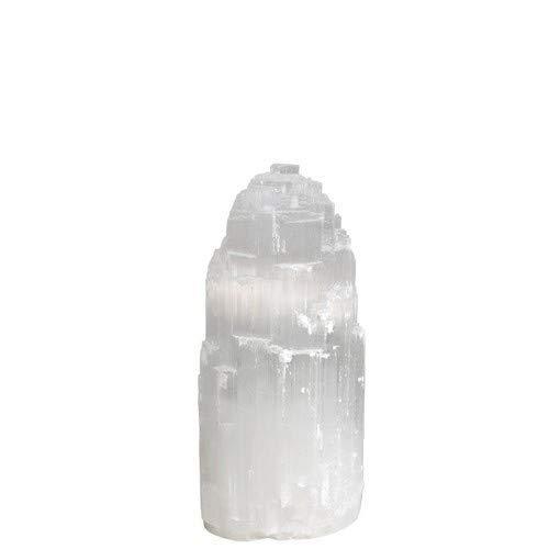 Selenite Tower / Mountain - Angels Reiki Crystal Healing Meditation