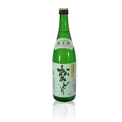 中澤酒造『松みどり 純米 純米酒』