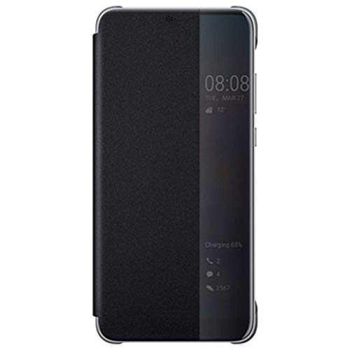 Huawei Smart View Flip Cover für P20 Pro, Black