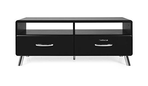 TENZO TV-Bank, Holz, 46 x 118 x 43 cm, schwarz