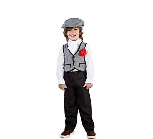 Disfraz de Madrileño Chulapo Niño (1-2 años)