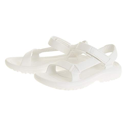 Teva Women's W Hurricane Drift Sport Sandal, White, 7 Medium US