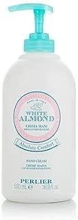 Perlier White Almond Absolute Comfort Hand Cream Jumbo 16.9 fl oz Pump Top
