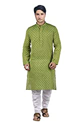 Maharaja Shirt Mens Cotton Kurta Pyjama