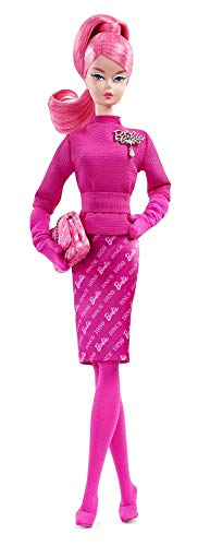 Barbie Proudly Pink Bambola Rosa 60°...