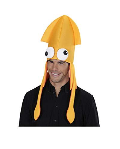 Kraken Hut orange