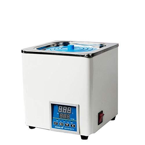 Fayelong 300-1200W 60Hz BHS Digital Thermostat Wasserbad mit wählbaren Öffnungen 1-6 Löcher Edelstahleinsatz Elektrische Heizung