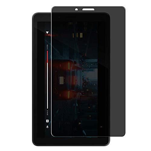 Vaxson Protector de Pantalla de Privacidad, compatible con Lenovo Tab M7 2nd Gen 2 7' [no vidrio templado] TPU Película Protectora Anti Espía