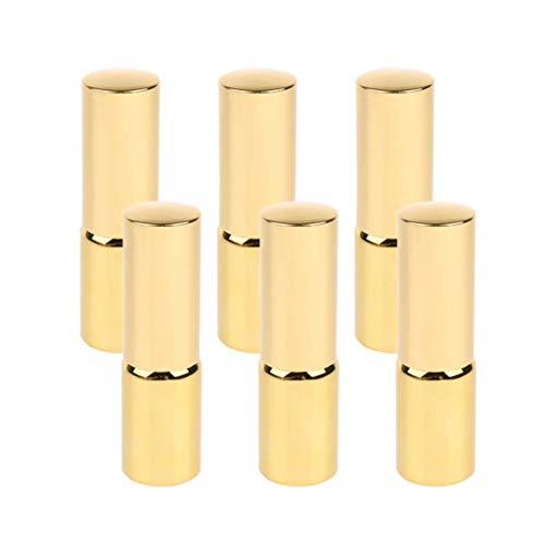 Backbayia 6x Flacons Maquillage Liquides Bouteilles Pour Parfum Huiles Essentielles
