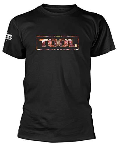 Tool 'Parabola Logo' (Black) T-Shirt (x-Large)