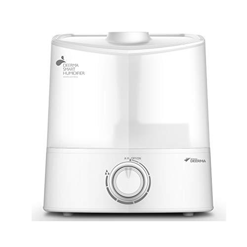 MH Humidificador de Vapor frío ultrasónico -6L humidificador purificador de Aire en casa de Gran Capacidad Dormitorio Oficina purificación del Embarazo máquina de aromaterapia