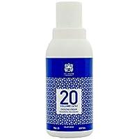 Valquer Profesional Oxidante En Crema 20 Vol (6%). Agua oxigenada para tintes. Coloración capilar permanente - 75 ml