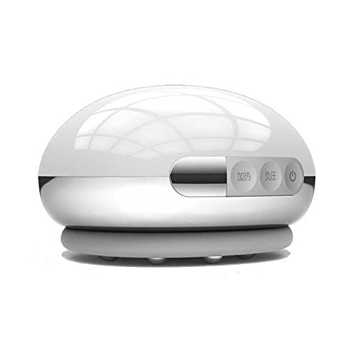 Inicio Inalámbrico Smart Gua SHA Instrumento de raspado, instrumento de fisioterapia de ahuecamiento, instrumento de raspado eléctrico, masajeador de ahuecamiento eléctrico, eliminación de humedad