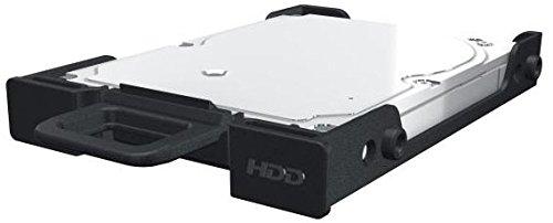 Humax UM-500 Unità di Memoria per Videoregistratori DIGIMAX Recorder/TIVUMAX Recorder/DIGIMAX Easy, HDD da 500GB, Nero