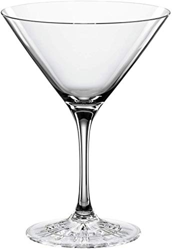 Spiegelau & Nachtmann, 4-teiliges Cocktailgläser-Set, Kristallglas, 165 ml, Perfect Serve, 4500175
