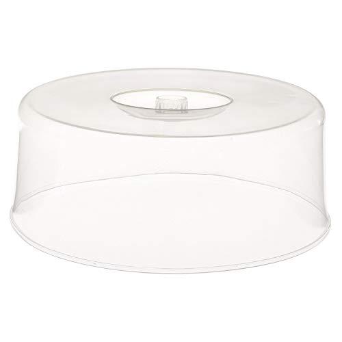 Westmark Cubierta para pasteles, diámetro 30 cm, Con asa, Plástico, Transparente, 34242251