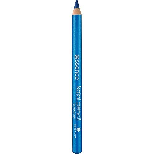 essence kajal pencil, Nr. 26 beach bum, blau, definierend, langanhaltend, Nanopartikel frei, entspricht unserem CLEAN BEAUTY Standard, ohne Parfüm (1g)