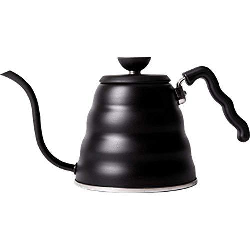 Hario VBK-120-MB V60 Bouno Kaffeetropfkessel Schwanenhals Stovetop Black (1.2L/ 1200 ml) schwarz