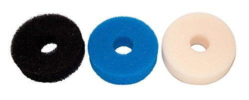 Velda 146093 Ersatzfilterschaum für Druck-Filtersystem, blau