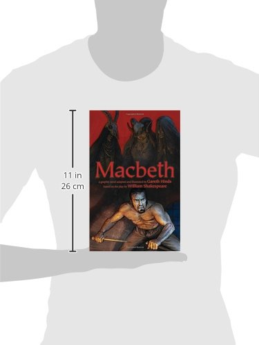 Macbeth (Shakespeare Classics Graphic Novels)
