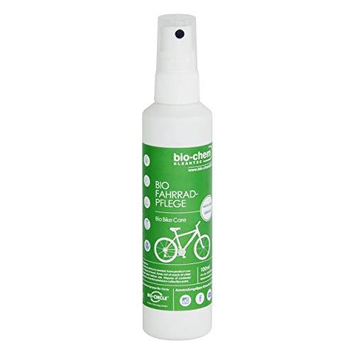 Bio-Chem Fahrradpflege Reifenpflege Rahmenpflege Frame Care Imprägnierspray mit Reifenglanz 100 ml für Fahrrad, Mountainbike, E-Bike, Zubehör u.v.m.