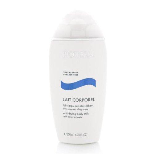 Biotherm Lait Corporel femme/women, Anti-Drying Body Milk, 1er Pack (1 x 200 g)