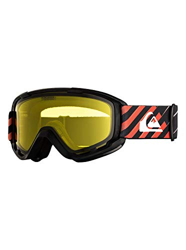 Quiksilver Herren Sherpa Bad Weather-Snowboard-/Skibrille für Männer, Poinciana gradientlineyth, 1SZ
