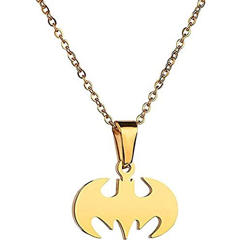 I3C Batman - Collar de superhéroe con...
