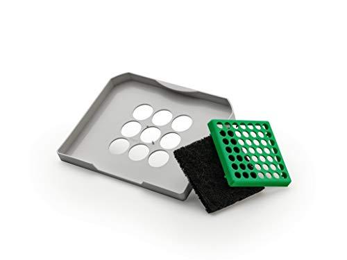 Naber Biodeckel / Grün / für Cox Box (Anthrazit)
