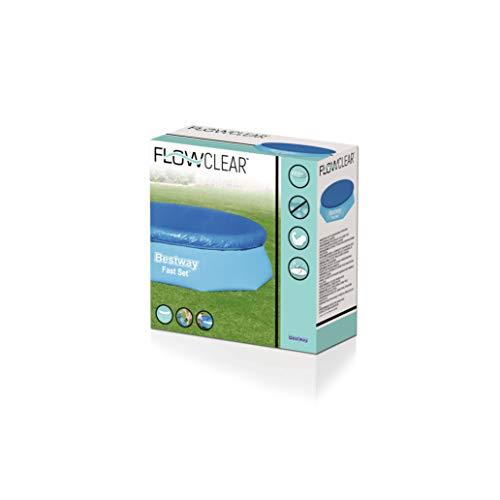 Online Attack Bestway Flowclear 58033 - Lona para Cubrir Piscinas de 305...