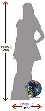 Red Dress Life Size Cutout Christina Hendricks