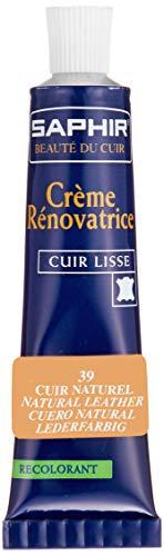 Saphir Crème rénovatrice pour le cuir - - (39) Natural Leather, 25